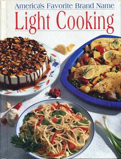 Image for America's Favorite Brand Name Light Cooking
