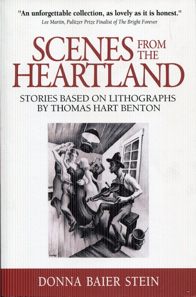 Image for Scenes from the Heartland: Stories Based on Lithographs by Thomas Hart Benton