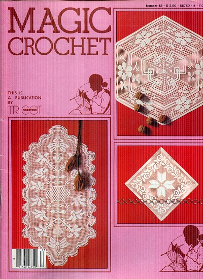 Image for Magic Crochet No. 13