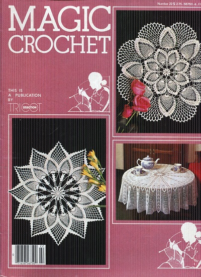 Image for Magic Crochet No.22