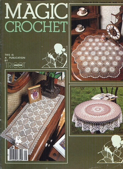 Image for Magic Crochet No. 25