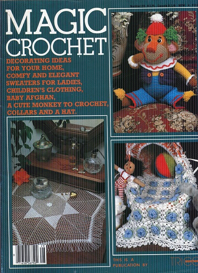 Image for Magic Crochet No.28