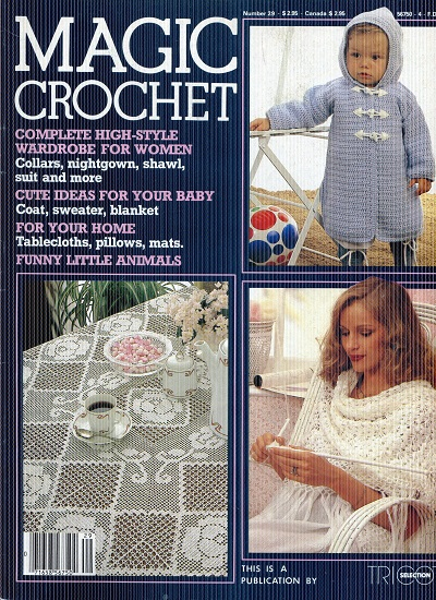 Image for Magic Crochet No. 29