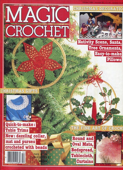 Image for Magic Crochet No. 32