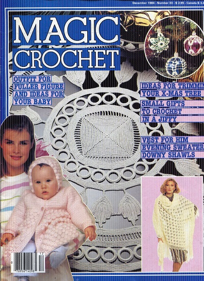 Image for Magic Crochet No. 33