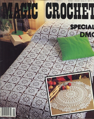 Image for Magic Crochet No. 6 Special DMC