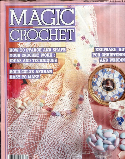 Image for Magic Crochet No 34