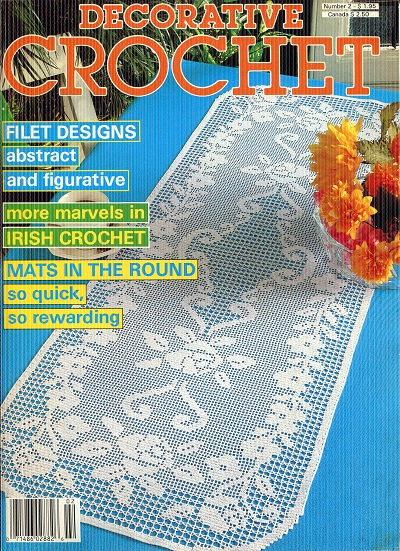 Image for Decorative Crochet Number 2