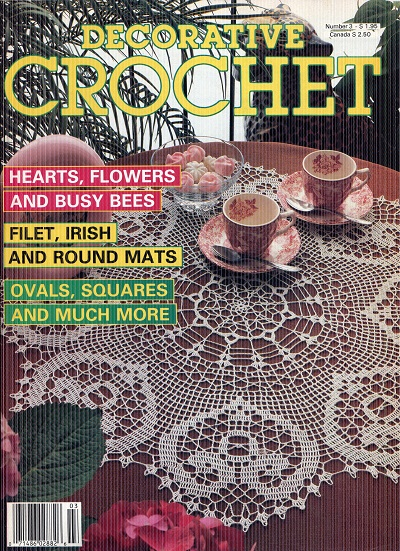 Image for Decorative Crochet Number 3