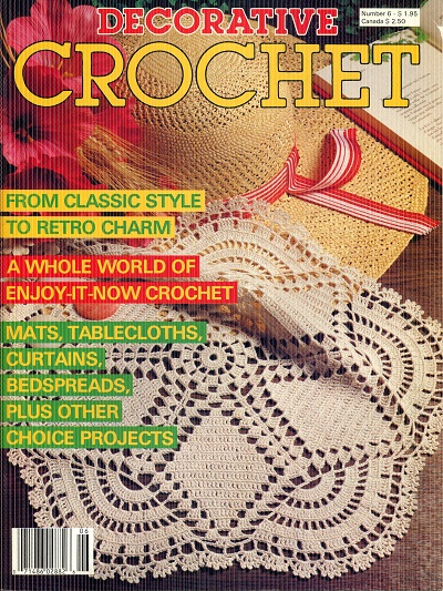 Image for Decorative Crochet No. 6