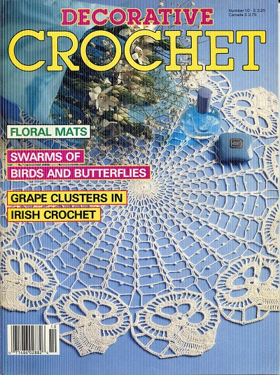 Image for Decorative Crochet No. 10
