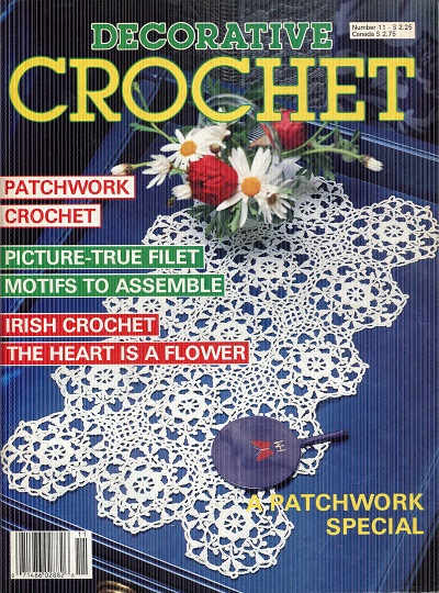 Image for Decorative Crochet No.11