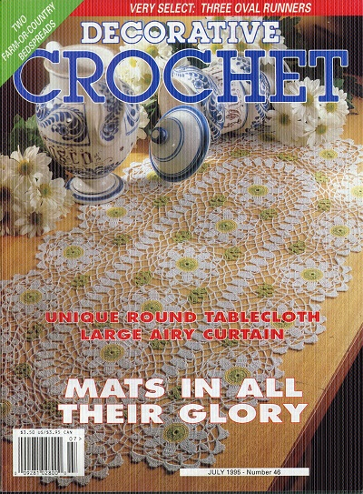 Image for Decorative Crochet No. 46  July 1995