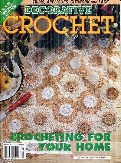 Image for Decorative Crochet No. 67  January 1999