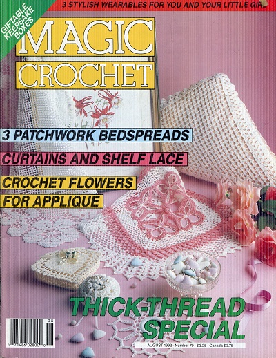 Image for Magic Crochet No.79  August 1992