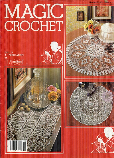 Image for Magic Crochet No. 19