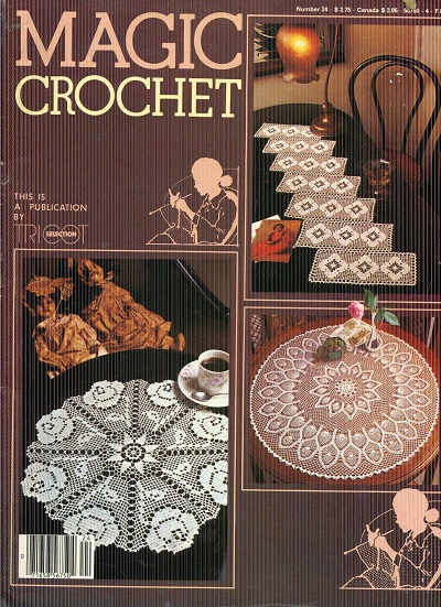 Image for Magic Crochet No. 24
