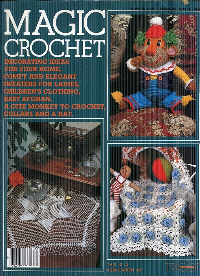 Image for Magic Crochet No. 28
