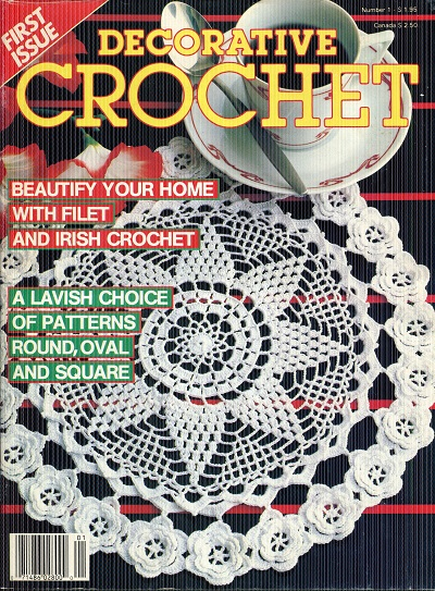 Image for Decorative Crochet No. 1