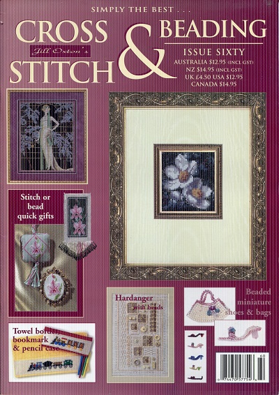 Image for Cross Stitch & Beading, Issue Sixty  2004