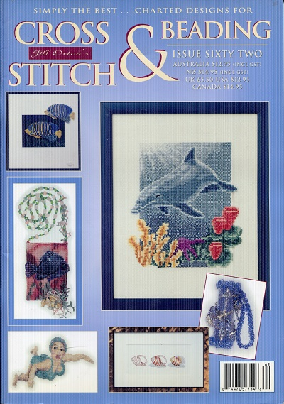 Image for Cross Stitch & Beading No. Sixty-Two, 2005