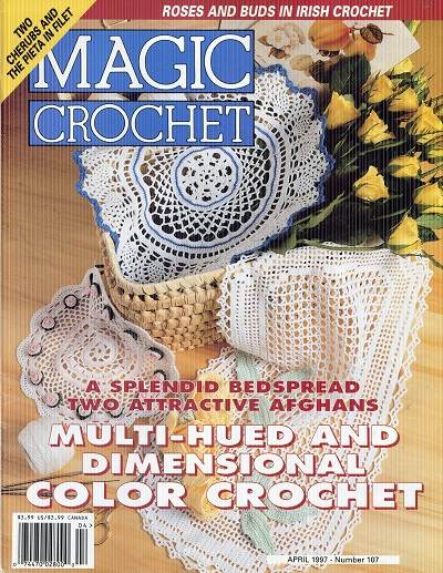 Image for Magic Crochet No. 107 April 1997