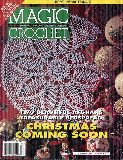 Image for Magic Crochet No.104  October 1996