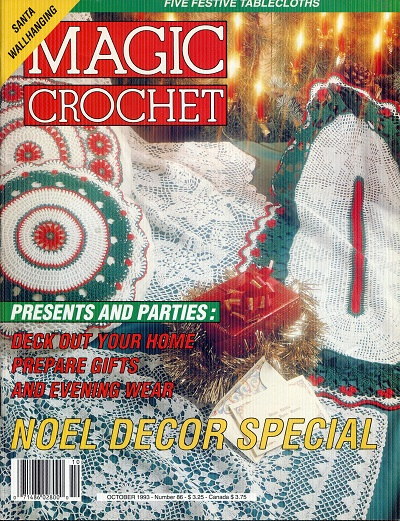 Image for Magic Crochet No. 86  October 1993