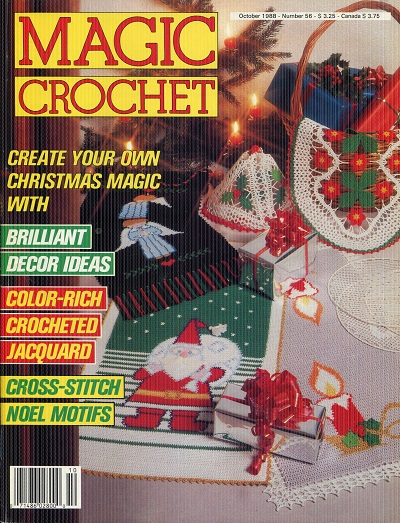 Image for Magic Crochet No. 56  October 1988