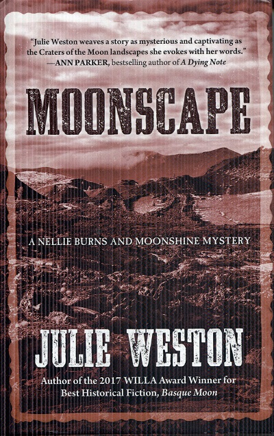 Image for Moonscape (Nellie Burns and Moonshine Mystery)