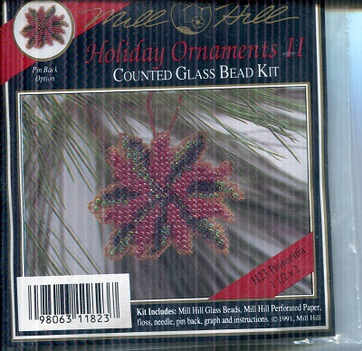 Image for Holiday Ornaments H23 Poinsettia