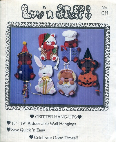 Image for Critter Hang-ups