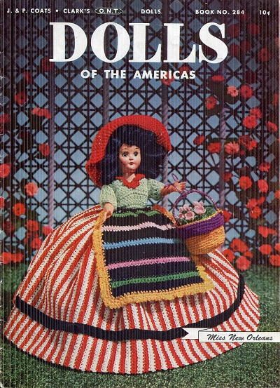 Image for Dolls of the Americas, Book No. 284