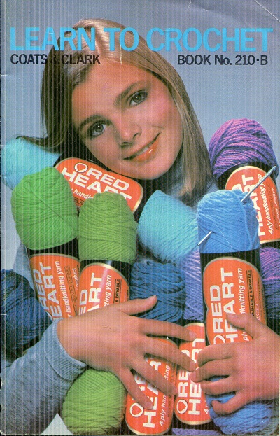 Image for Learn to Crochet Book No.210-B
