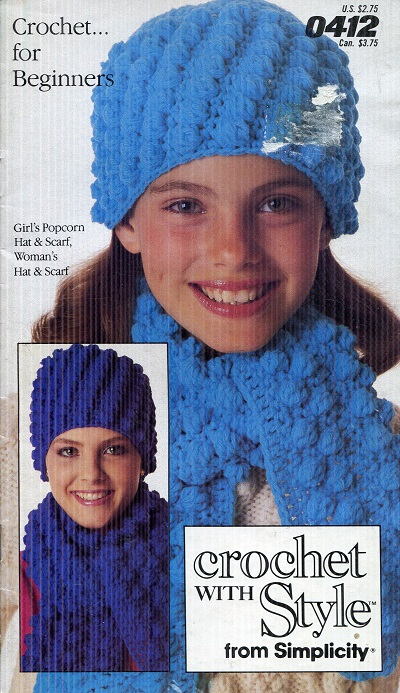 Image for Crochet for Beginners No. 0412