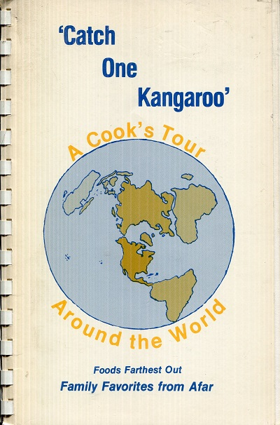Image for 'Catch One Kangaroo' A Cook's Tour Around the World