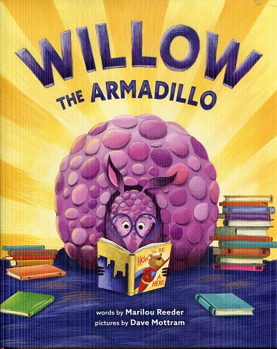 Image for Willow the Armadillo
