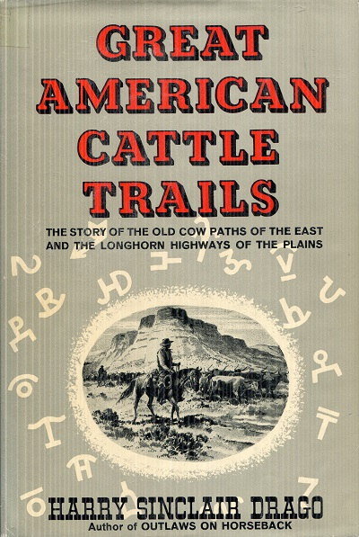 Image for Great American Cattle Trails