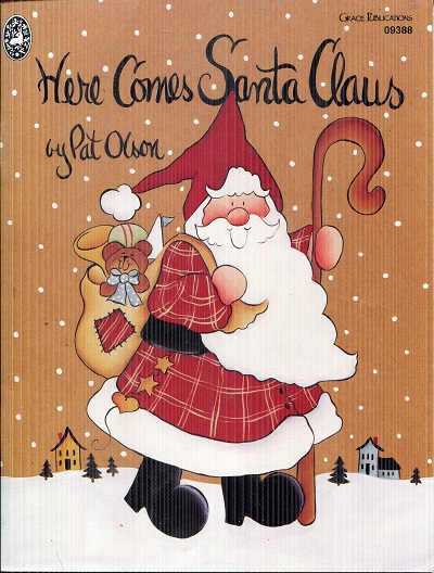 Image for Here Comes Santa Claus #09388