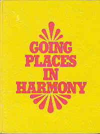 Image for Going Places in Harmony