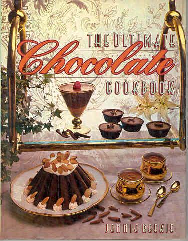 Image for The Ultimate Chocolate Cookbook