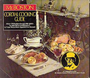 Image for Mr. Boston Cordial Cooking Guide