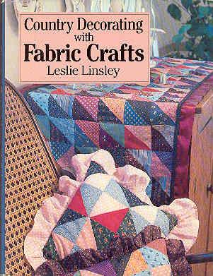 Image for Country Decorating with Fabric Crafts